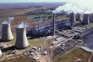 Eskom's Hendrina Power Station. Photo: Eskom
