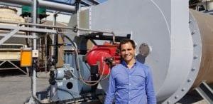 Nico Eleftheriades, A-Thermal Retort Technologies
