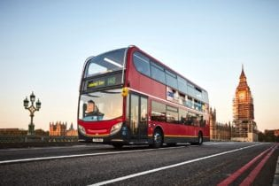 Shell and bio-bean are helping to power some of London's buses using a biofuel made partly from waste coffee grounds.