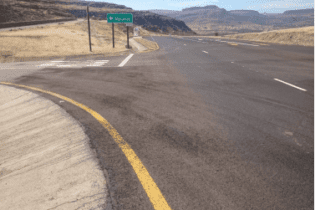 Periodic maintenance on National Route R410