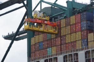 containers logistics