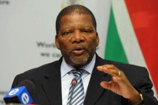 Minister Gugile Nkwinti. PHOTO Flickr