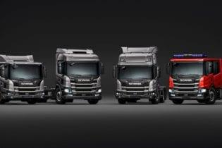 Scania's new range of fuel-efficient, future-oriented trucks