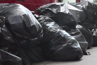 Trash bags Shutterstock