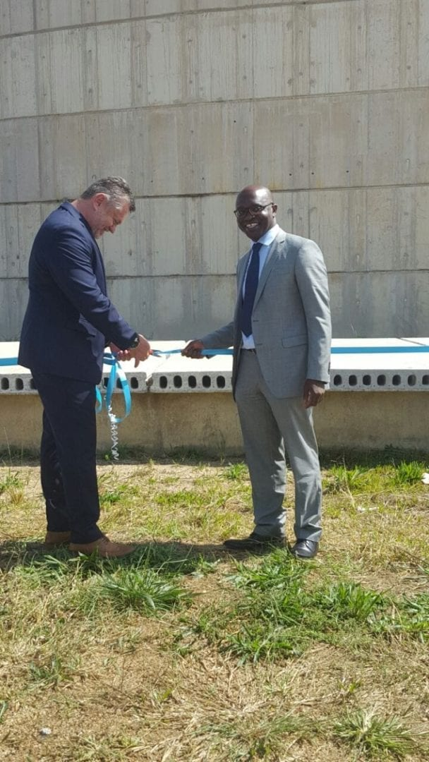 Diepsloot water supply receives a welcomed boost