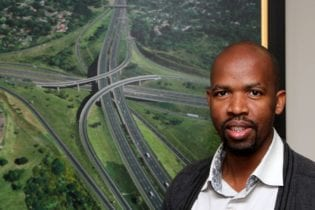 Dumisani Nkabinde, new Regional Manager of Sanral's Eastern Region