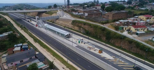 All systems Go! for Durban's bus rapid transit system