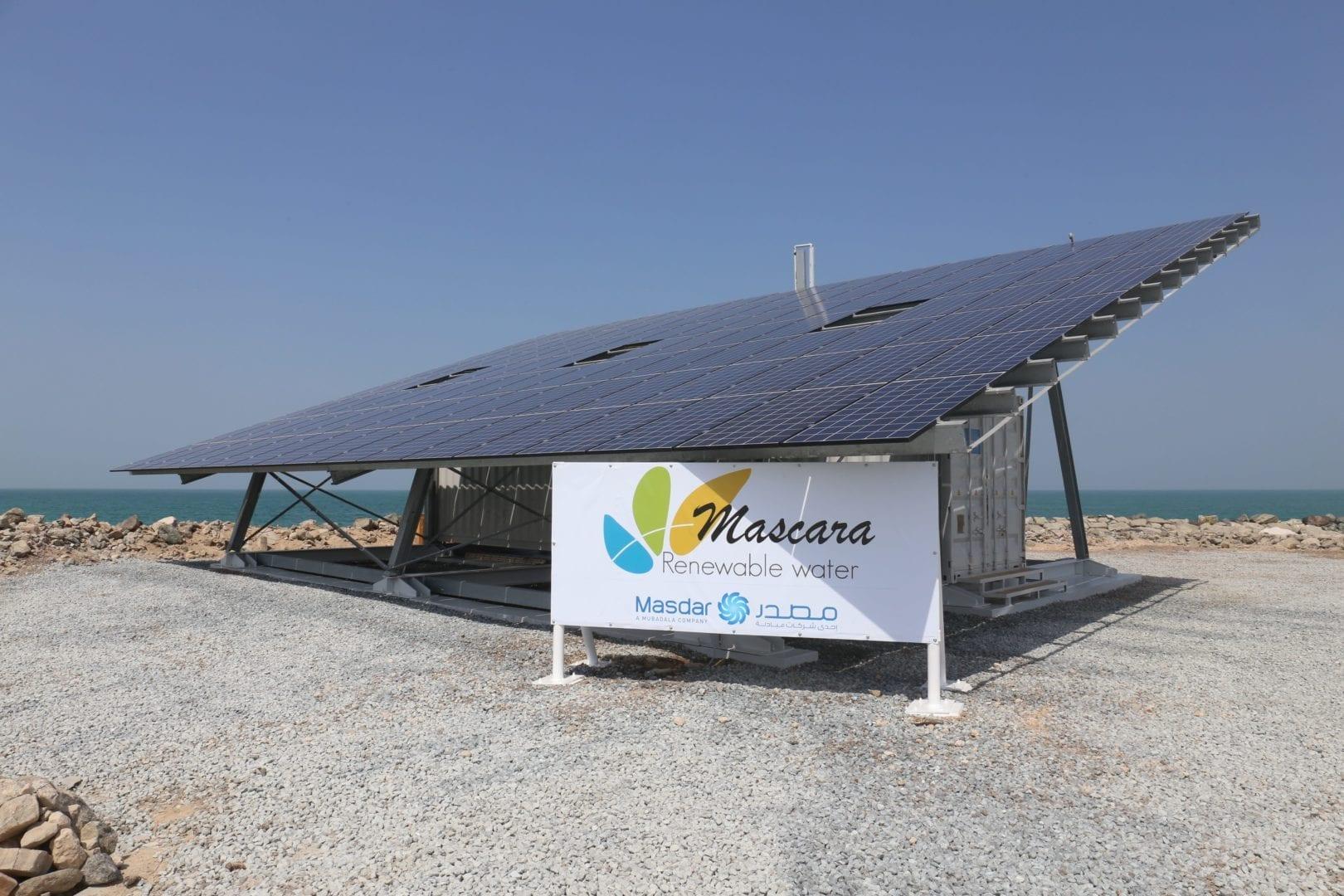 Partnership brings first solar powered desalination plant to SA