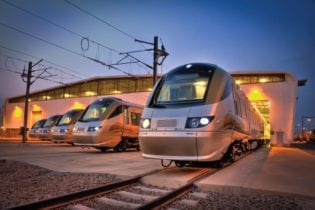 AECOM was the transaction advisor for the Gautrain Rapid Rail Link Project in Gauteng.
