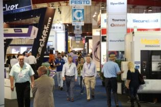 Thousands of visitors attend Electra Mining Africa keen to see the latest technologies, products and services