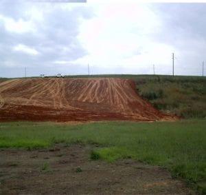 KZN Dalton landfill-sugar cane rehab