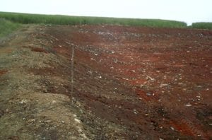 KZN New Hanover landfill-community sports field