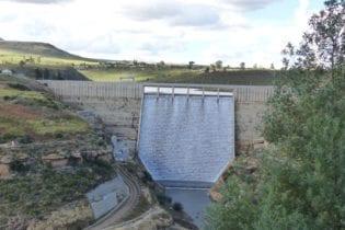 Lesotho's Metolong Dam