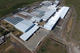 SRSA Ladysmith factory