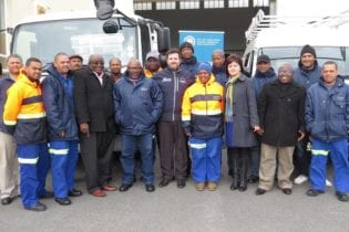 Cape Town mobile maintenance teams