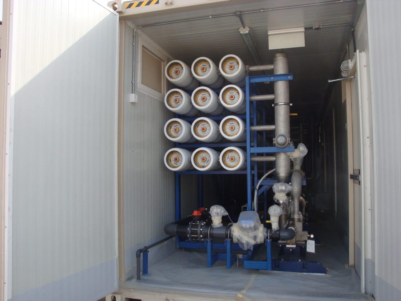 Mastering portable desalination