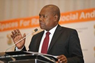 Cogta Minister Zweli Mkhize Photo: Cogta