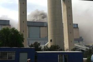 Lethabo Explosion. Photo: Sowetan Live