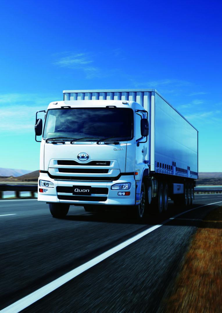 Commercial vehicle market bucks recession