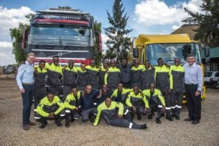 Volvo Group Driver Learnership programme