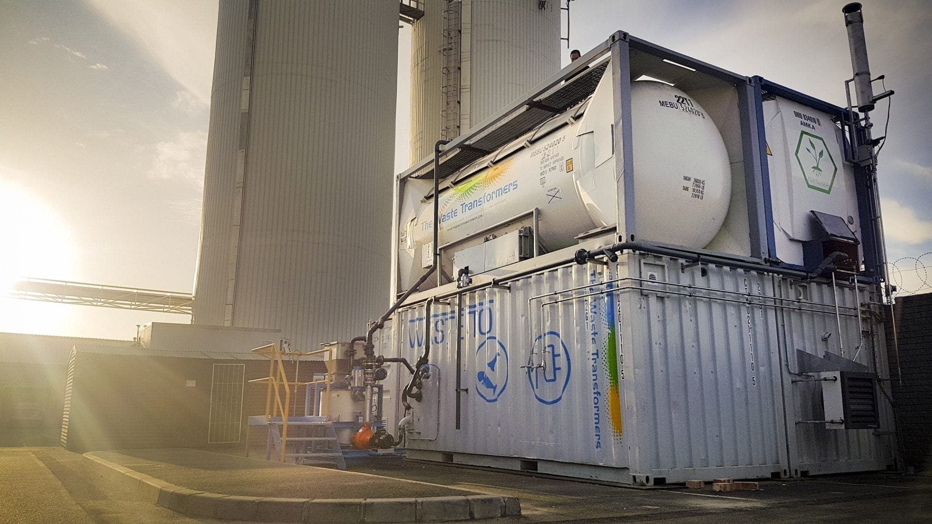 Waste-to-energy initiative launched at N1 City Mall in Cape Town