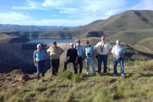 The Lesotho Highlands Development Authority (LHDA) has appointed an engineering Panel of Experts for Phase II of the Lesotho Highlands Water Project