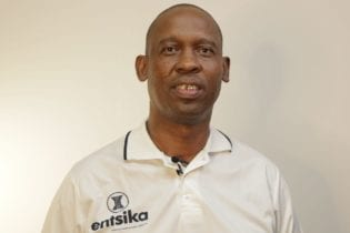 Clifford Makoloane, Director of Entsika,