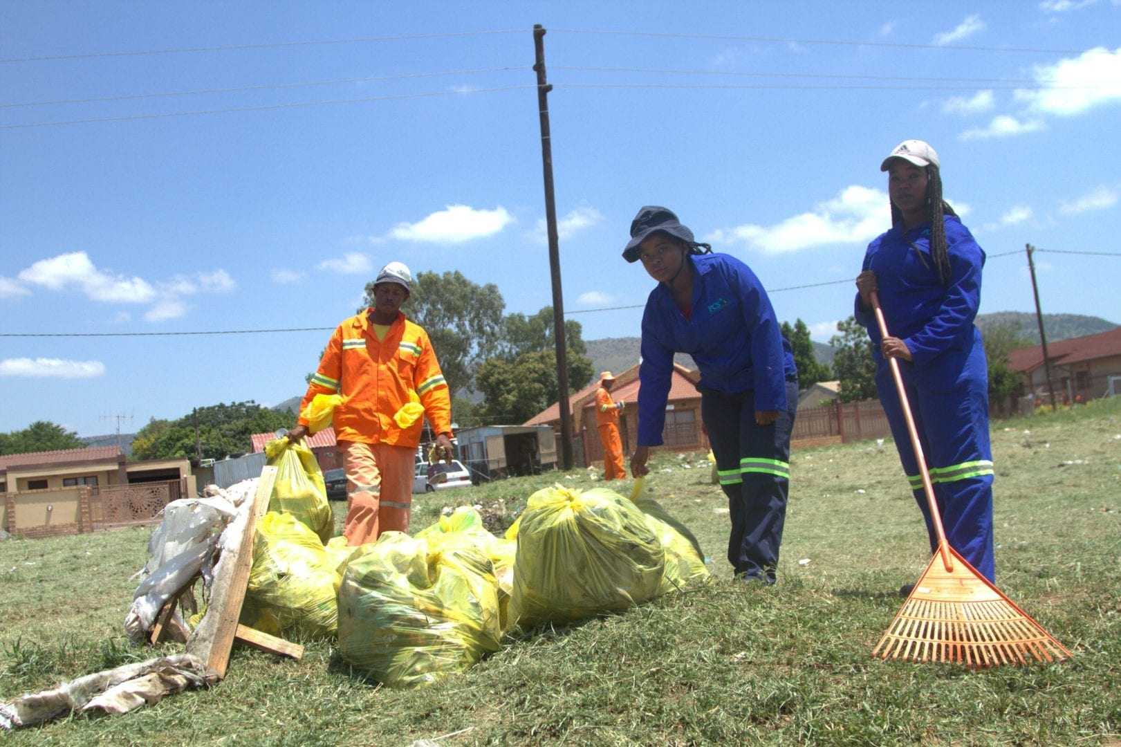 Rustenburg Municipality launches new service delivery programme