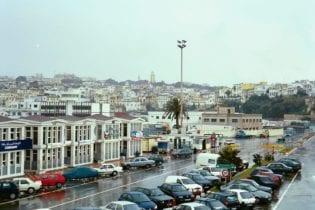 Tangier by ChrisYunker