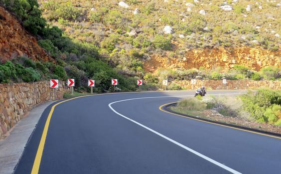 R59 million project completed on R44 route in Western Cape