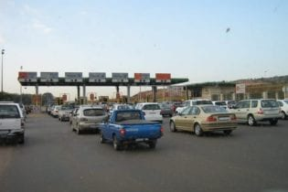 Zambesi toll plaza