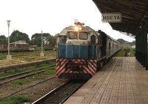 Mbeya rail station