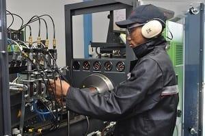 RFI diesel fuel injectors