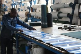 Conveyor belt preparation image