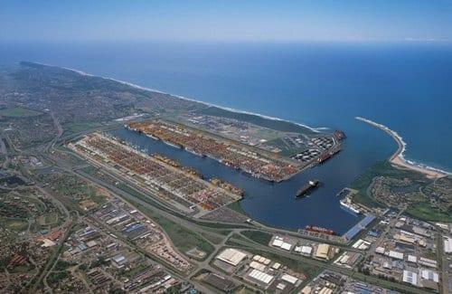Transportation and logistics in sub-Saharan Africa