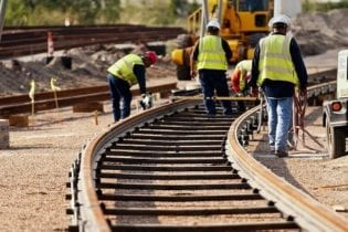 Rail Construction image
