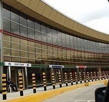 Section of Terminal 1A, JKIA