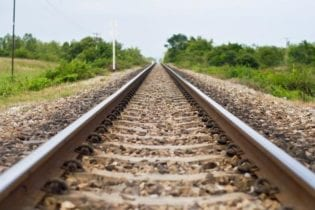 Railway line image
