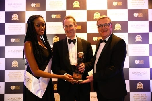 Pan African carrier scoops award