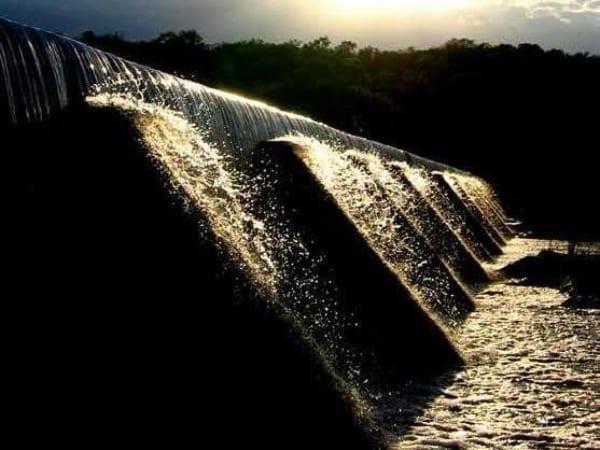 South African dam levels on a downward slide
