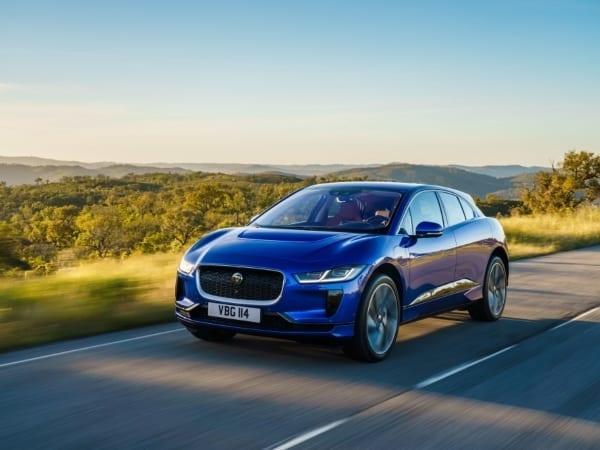Jaguar is turning waste plastic into car interiors
