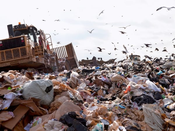 Dumping liquid waste at landfills now illegal in South Africa