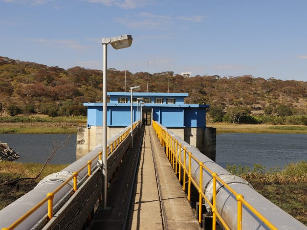 SA consultant supervises construction of US$250 million Zambian water project