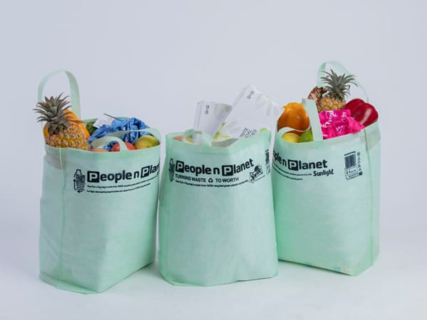 Pick n Pay rolls out new green bag, made from recycled plastic