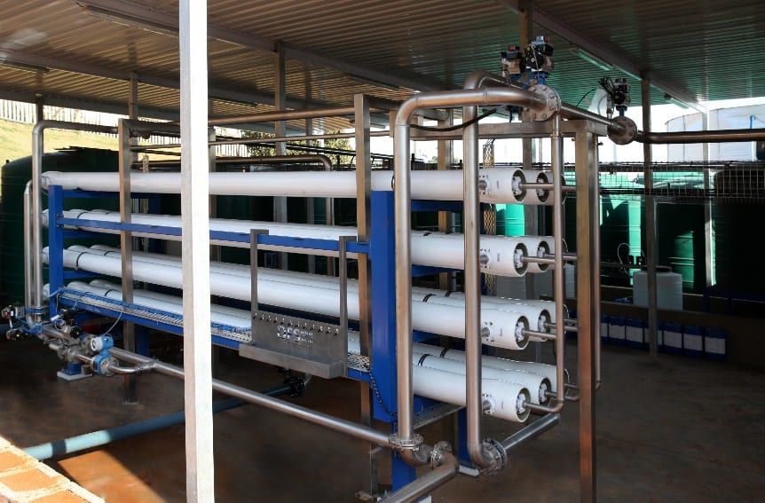 Doing more with wastewater