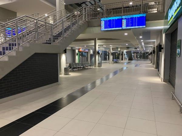 Lanseria International Airport's multi-storey car park now open to public