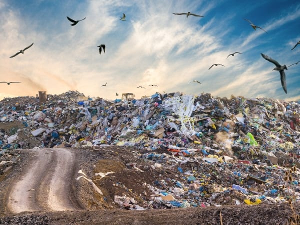 'Waste crisis': SA is running out of landfill space