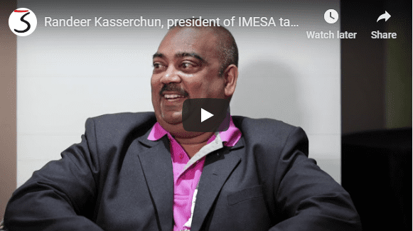 Randeer Kasserchun talks about the importance of the annual IMESA conference