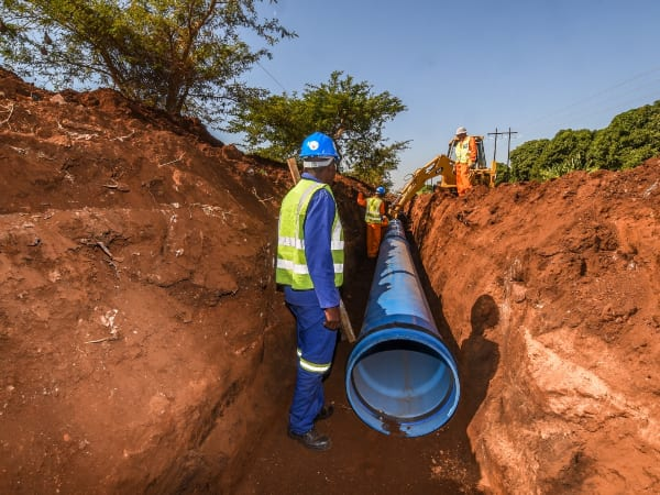 The advantages of PVC-O pipelines