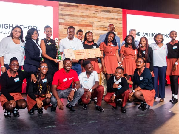 Coca-Cola Beverages South Africa recognises SA's Top recycling schools